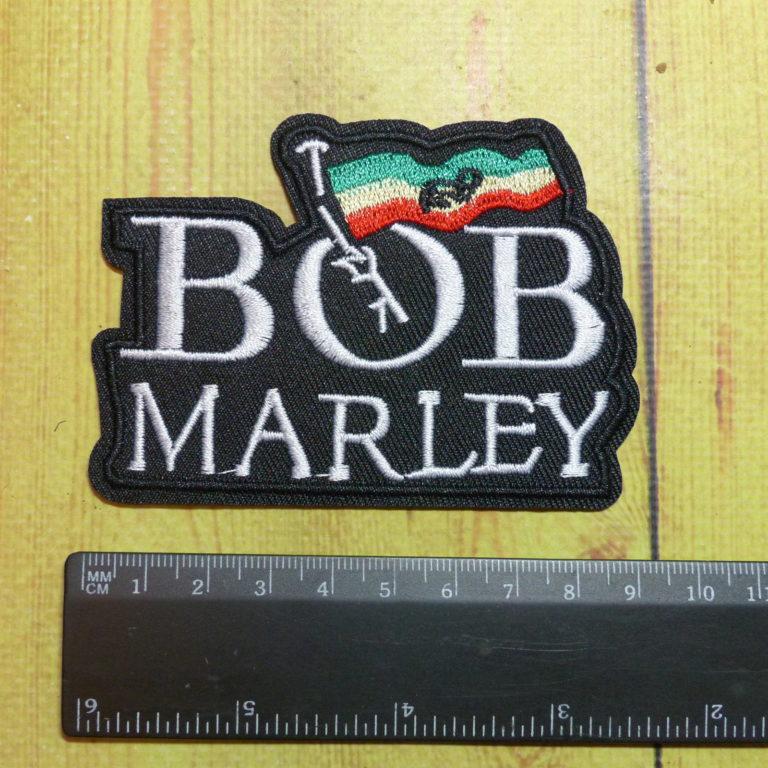 Нашивка  Bob Marley