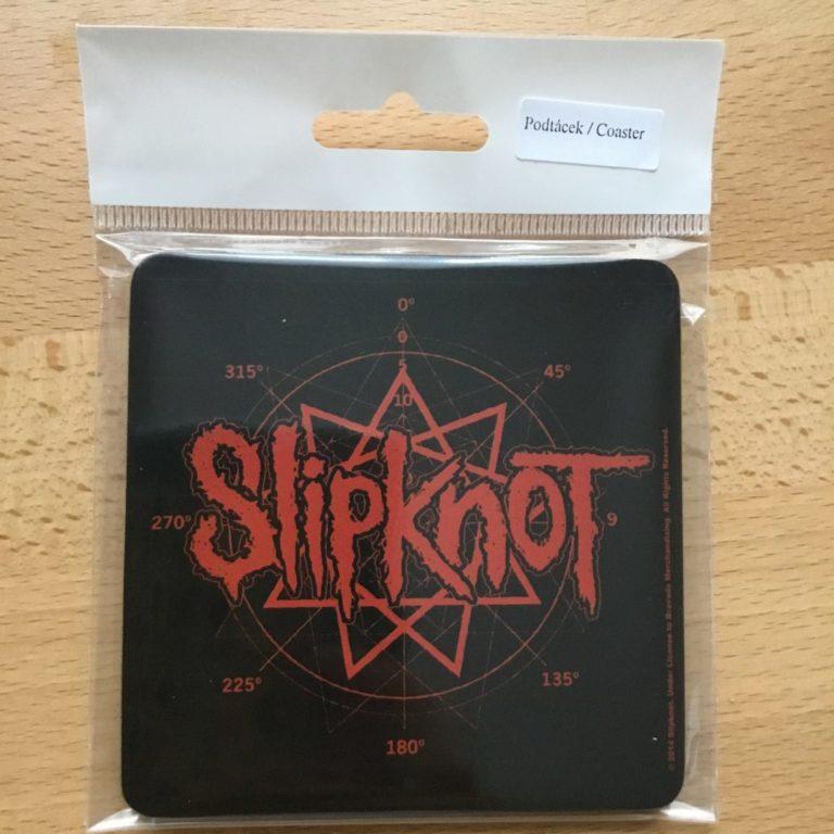 Подставка под горячее Slipknot