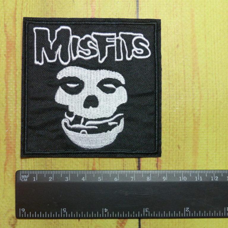Нашивка Misfits 1