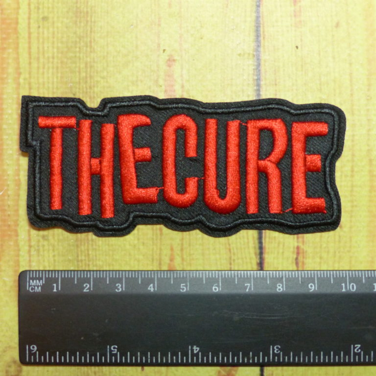 Нашивка The Cure