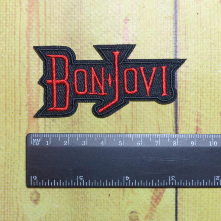 Нашивка  Bon Jovi