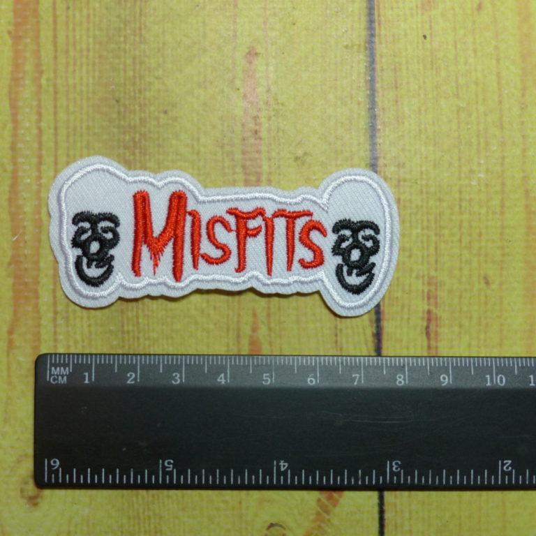 Нашивка Misfits 2