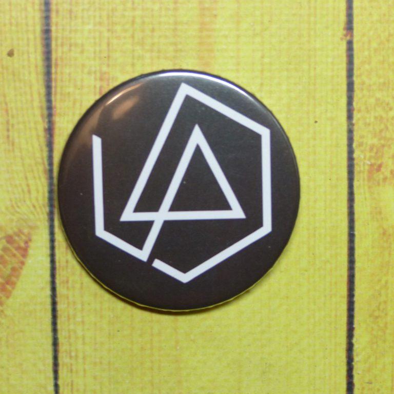 Значок Linkin Park 1