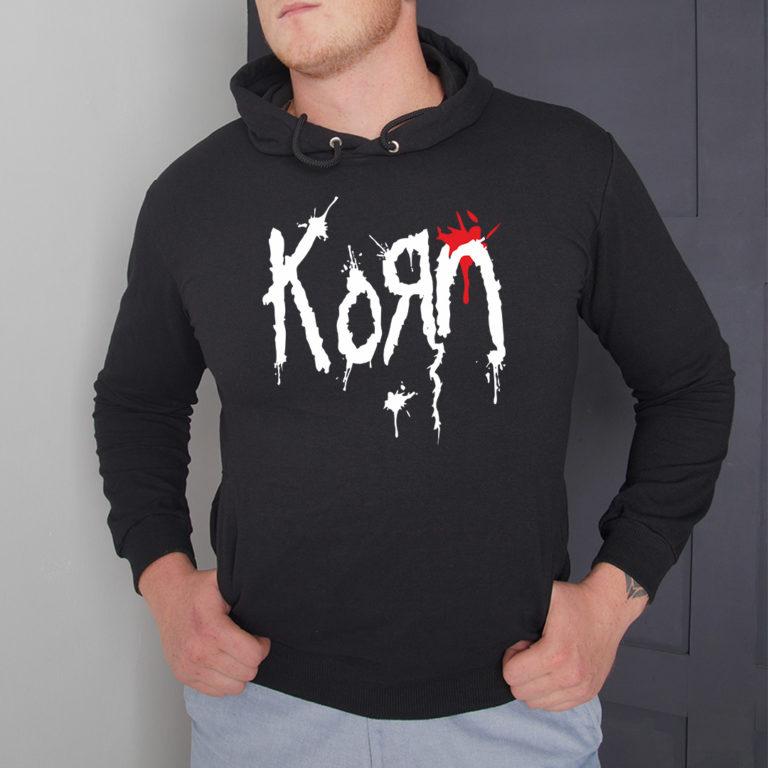 Худи Korn 2