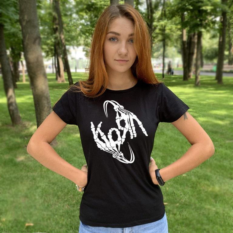 Футболка Korn 4