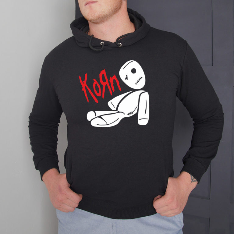 Худи Korn 5