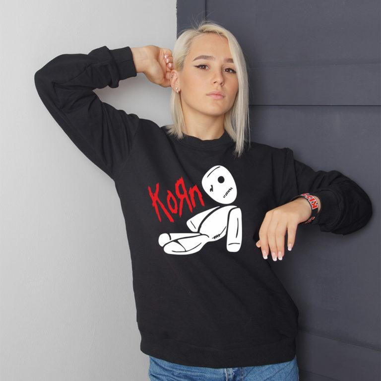 Свитшот Korn 6