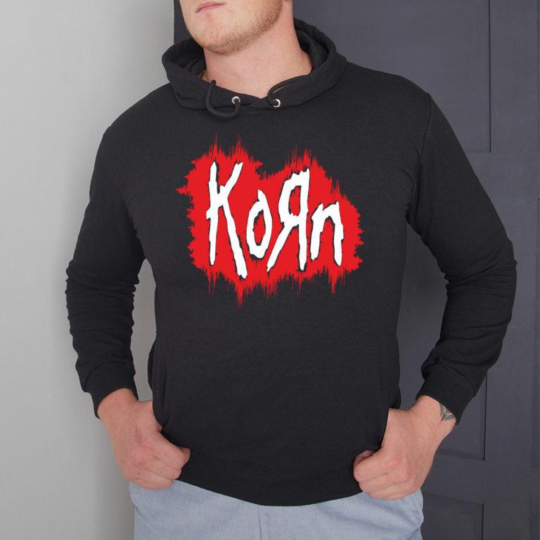 Худи Korn 7