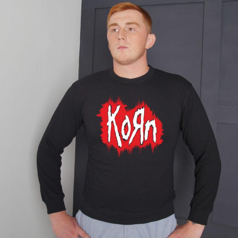 Свитшот Korn 7