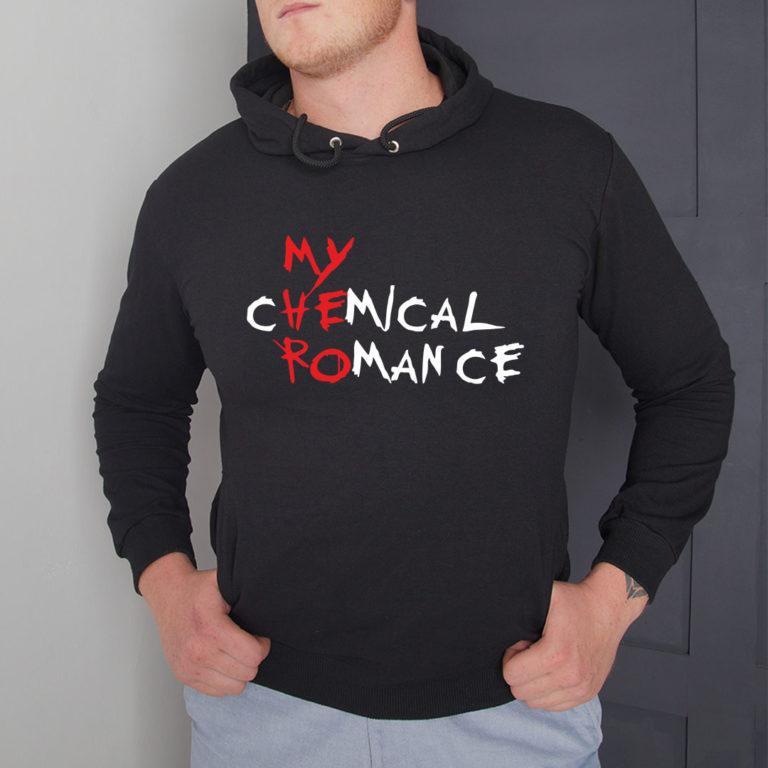 Худи My Chemical Romance 3
