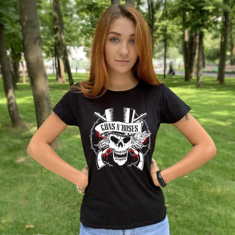 Футболка Guns N Roses 13