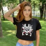 Топ женский Guns N Roses 1