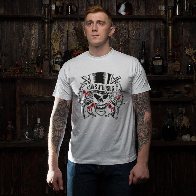 Купить Футболка Guns N Roses 12