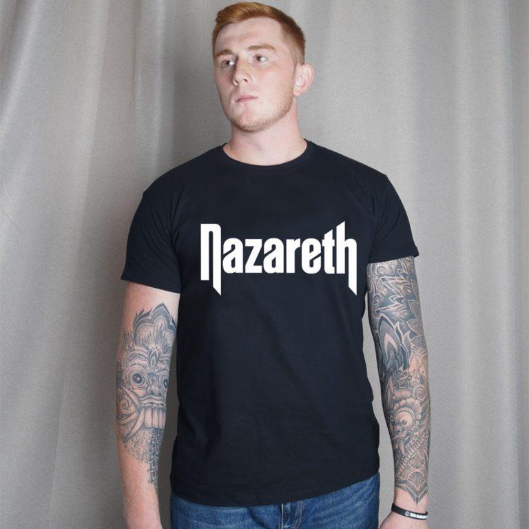 Футболка Nazareth 3