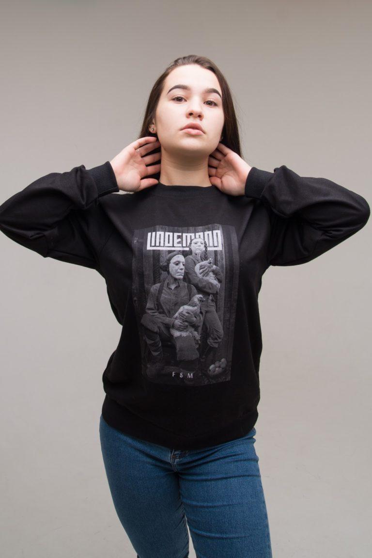 Свитшот  Lindemann 1