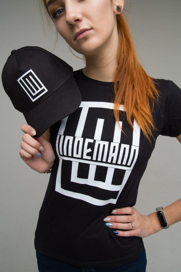 Купить Бейсболка Lindemann