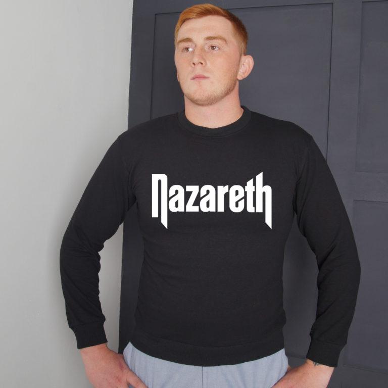 Свитшот Nazareth 3