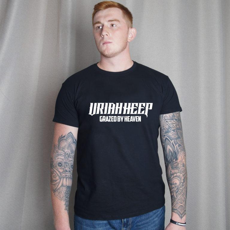 Футболка Uriah Heep 1