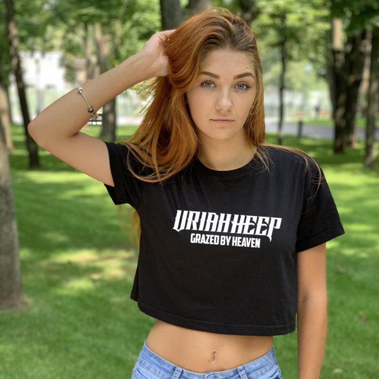 Топ женский Uriah Heep1