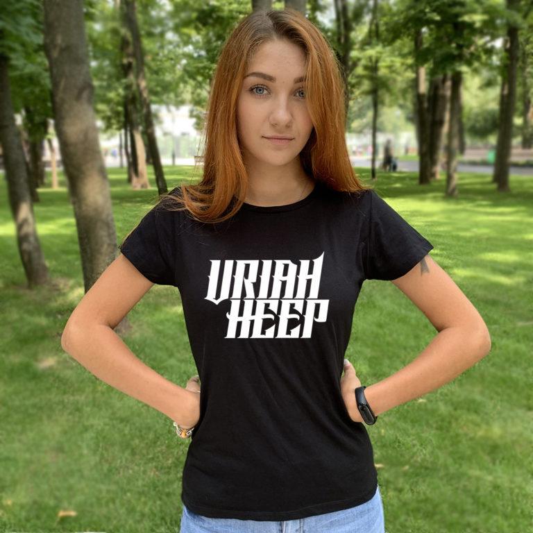 Футболка Uriah Heep 6