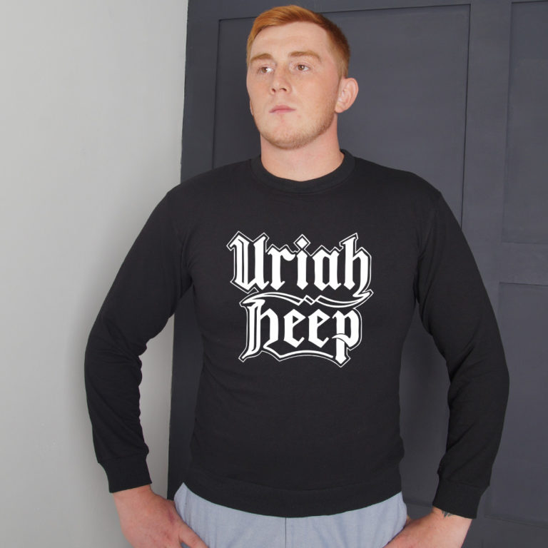 Свитшот Uriah Heep 6
