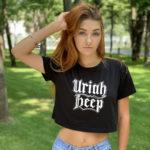 Топ женский Uriah Heep 4