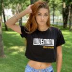 Топ женский Lindemann 1