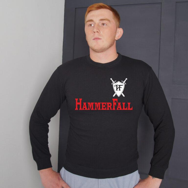 Свитшот  Hammerfall 1
