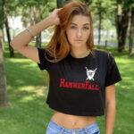 Топ женский Hammerfall 1