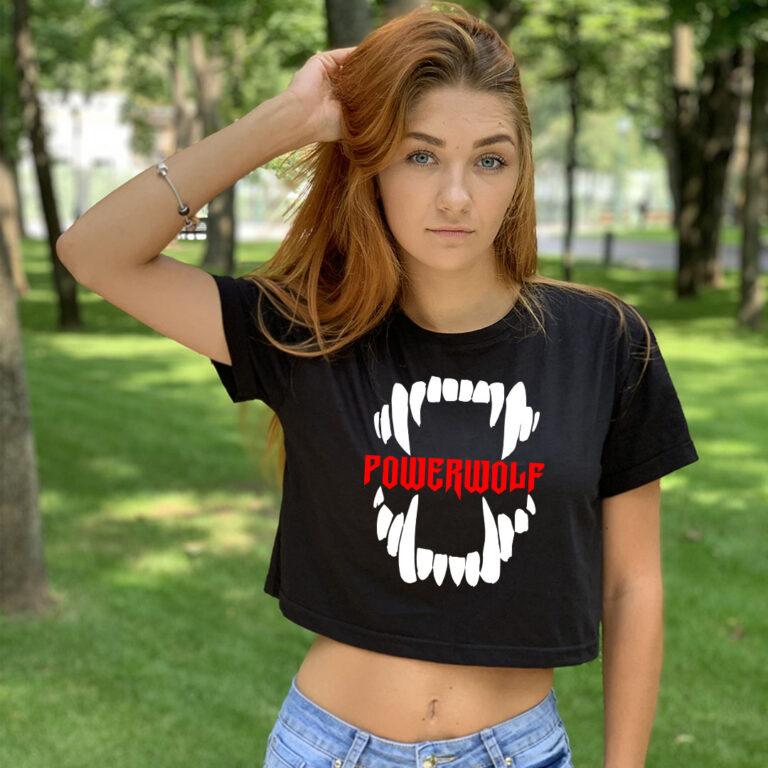 Топ женский Powerwolf