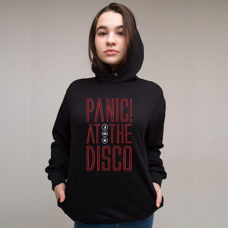 Худи PANIC! AT THE DISCO 5