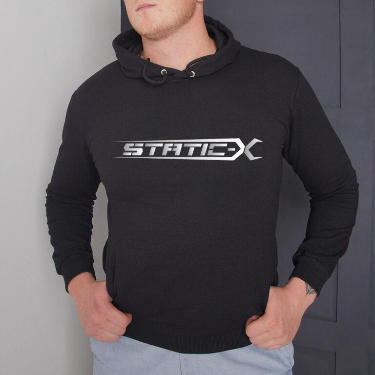 Худи Static-X 4