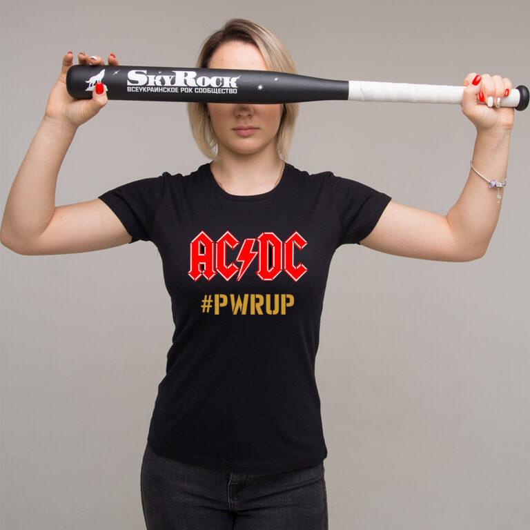 Футболка ACDC 2
