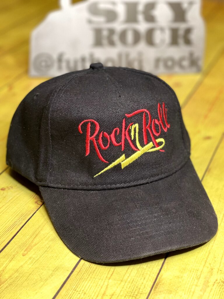 Бейсболка Rock-N-Roll